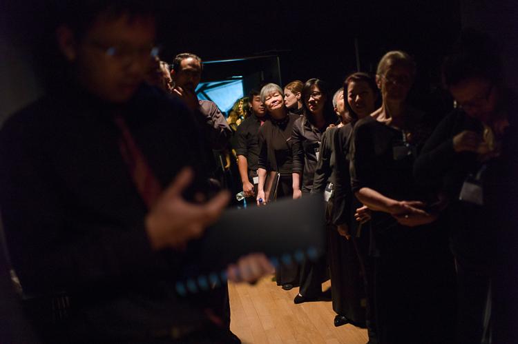International Festival Chorus, Back Stage, Rehearsal, Choir, Singapore, Jamie Chan
