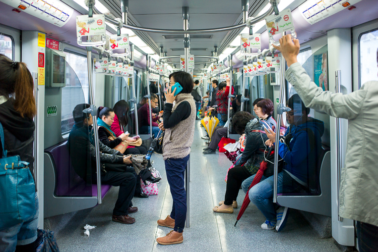 Spring Airlines, Jamie Chan, Leica, Shanghai, transportation, train