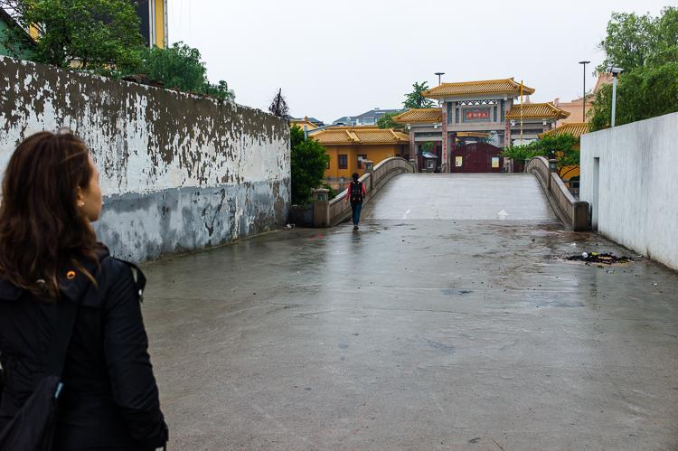 Qi Bao, Shanghai, Jamie Chan, No Foreign Lands, Travel Blog
