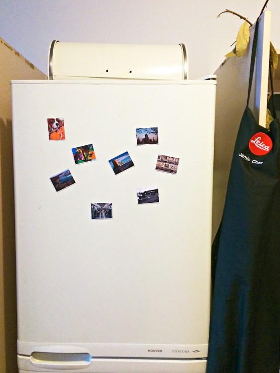 PicStick, Fridge Magnet, Jamie Chan, Blogger, No Foreign Lands, print, Leica Apron