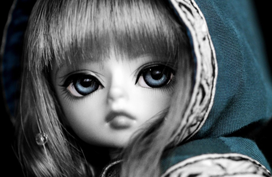 Luts Doll, Jamie Chan, Black and white challenge, BJDs
