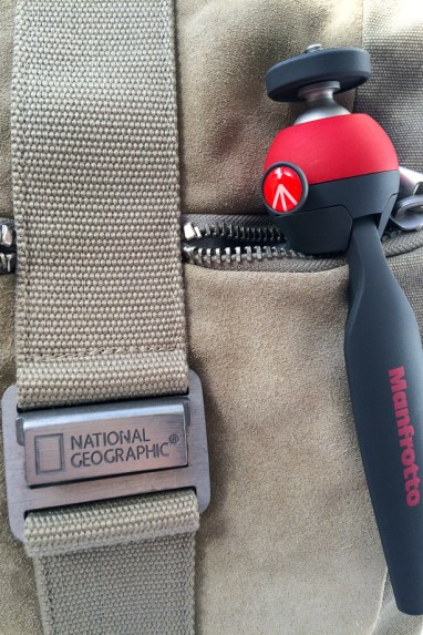 National Geographic NGP 2030, Manfrotto Pixi, Cathay Photo Store Singapore, CAmera Bag, Leica, Jamie Chan, Blog