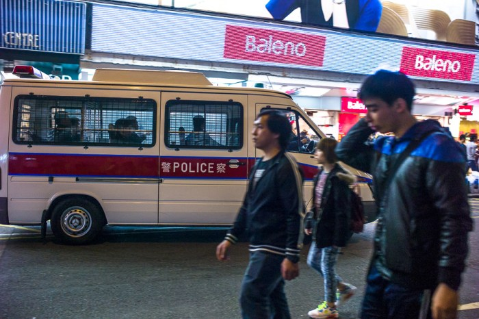 umbrella movement, yellow umbrella, Hong Kong, Protest, Leica, Jamie Chan, police, riots