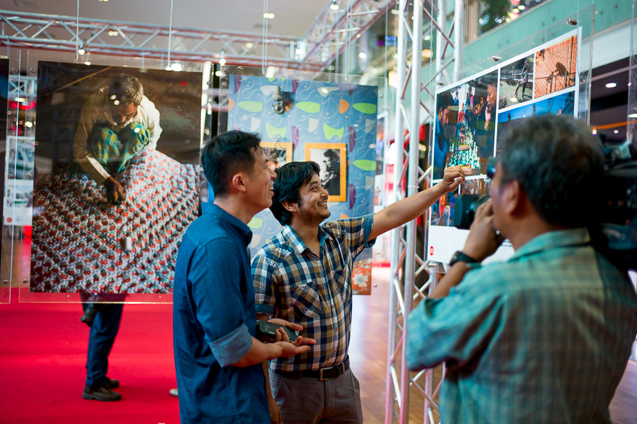 When the Mountains called, Kathmandu Inside out, Curation, Photography Exhibition, Jamie Chan, interview
