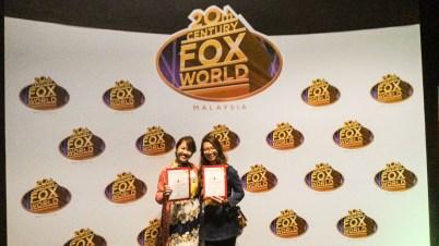 Resort World Genting, Singapore bloggers, travel, Malaysia, Horizon 50, Jamie Chan, behind the scenes, Fox World Theme Park