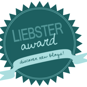 Liebster Award Nomination 2015