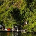 kuburan terunyan, Bali, Indonesia, No Foreign Lands, Jamie Chan, Leica, Entrance, Jetty, boat, water