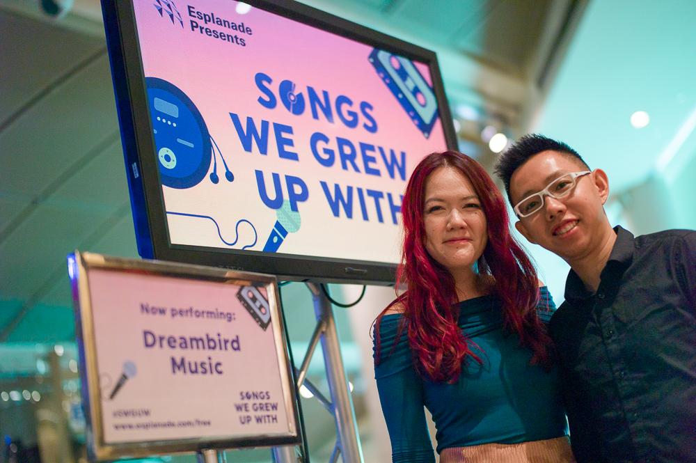Yumetori, Dreambird, Ariel, Ian, Esplanade, Musicians, Singapore, Jamie Chan, Leica, Photographer