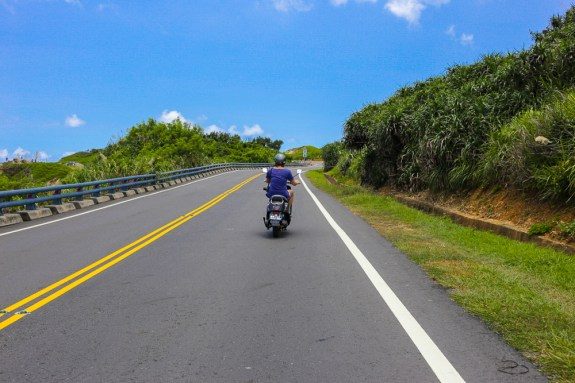 Kenting, Taiwan, Jamie Chan, Leica Photographer, travel blogger, No Foreign Lands, Scooter, roads
