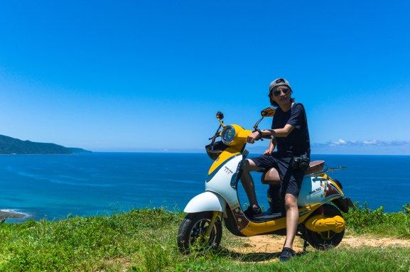 Kenting, Taiwan, Leica, travel blogger, No Foreign Lands, Scooter, Pan-Tec