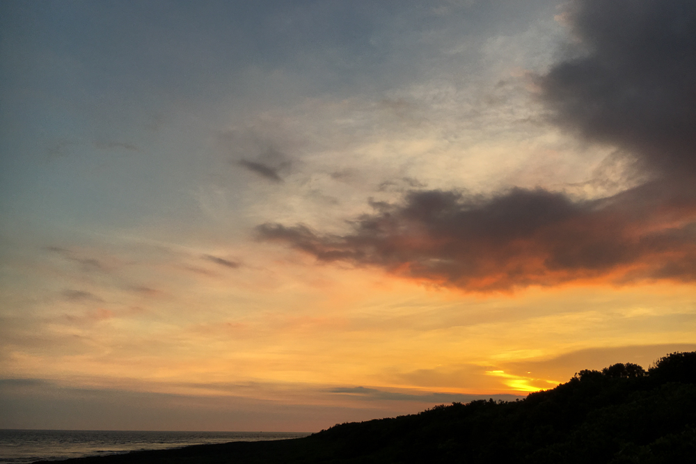 Travel, No Foreign Lands, Kenting, Jamie Chan, sunset