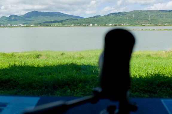 No Foreign Lands, kenting, Jamie Chan, travel, Leica, birds, long luan lake nature centre, bird watching, telescope