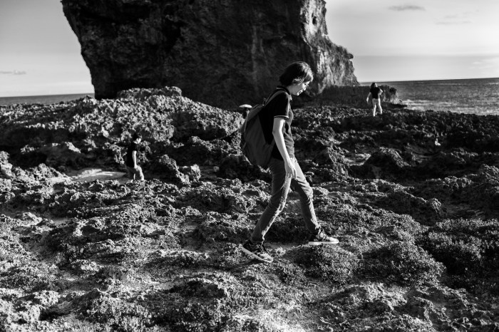 No Foreign Lands, kenting, Jamie Chan, travel, Pandora, sail rock