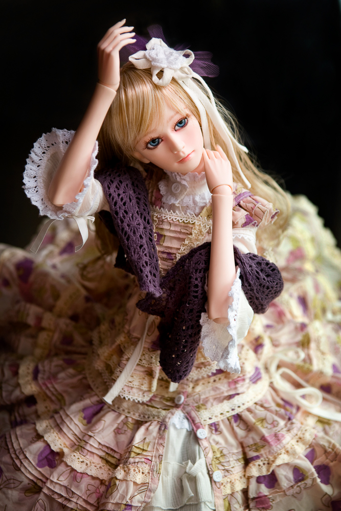 Ball Jointed Dolls, Jamie Chan, Photographer, Domuya
