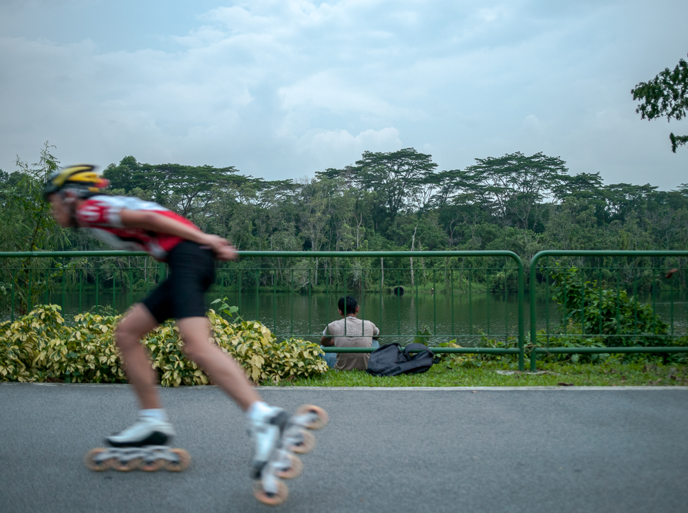 No Foreign Lands by Jamie Chan, punggol Park