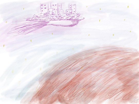 Procreate, Jamie Chan, Drawing