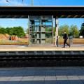 Gißen, train, station, jamie chan