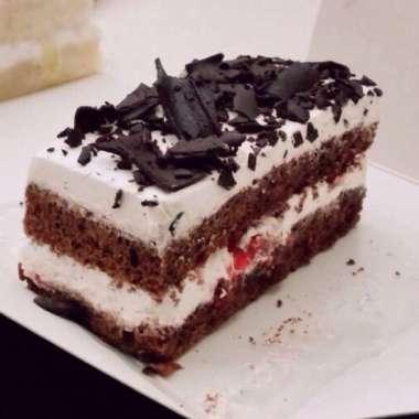 Egg-less Black Forest Cake
