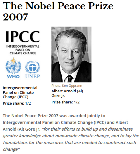 The Nobel Lie That Just Won't Die | Big Picture News ...