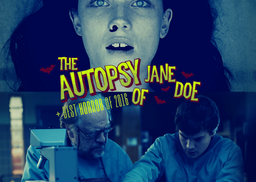 The Autopsy of Jane Doe; Drive Home From the Drive-in