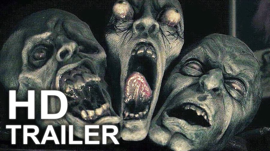 THE TERROR OF HALLOW'S EVE – Official Trailer