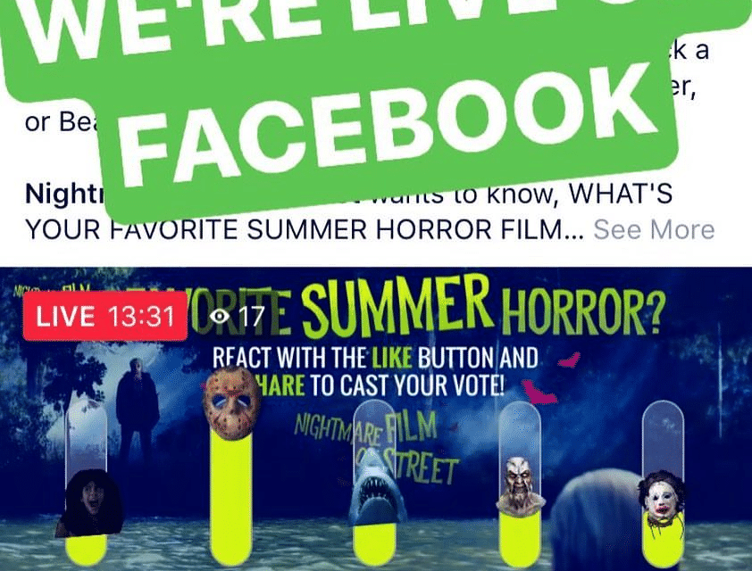 What's Your Favorite Summer Horror?