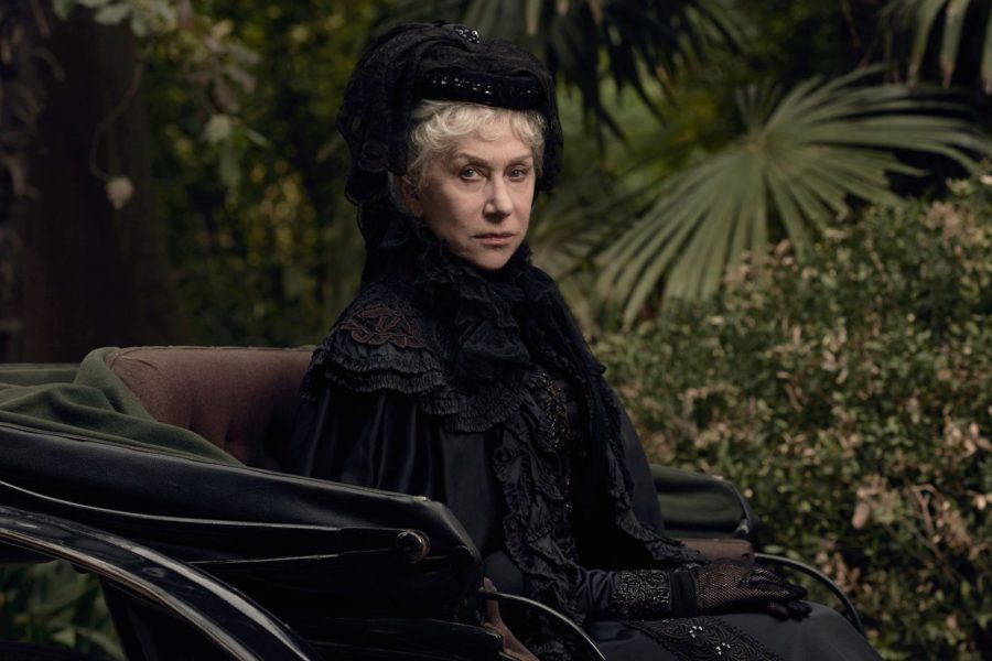 WINCHESTER Movie Starring Helen Mirren Set for February 2018
