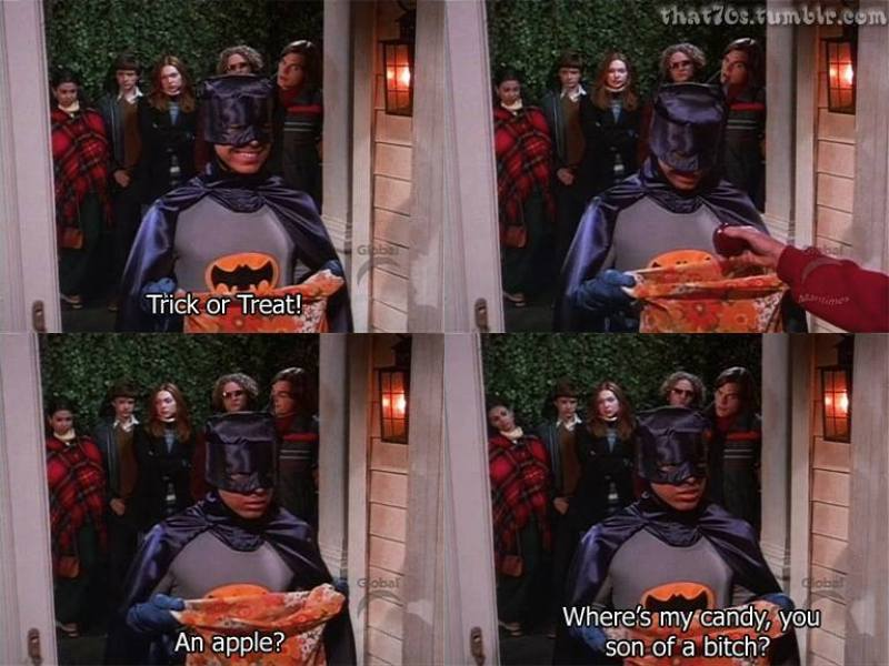 that 70's show halloween special on netflix