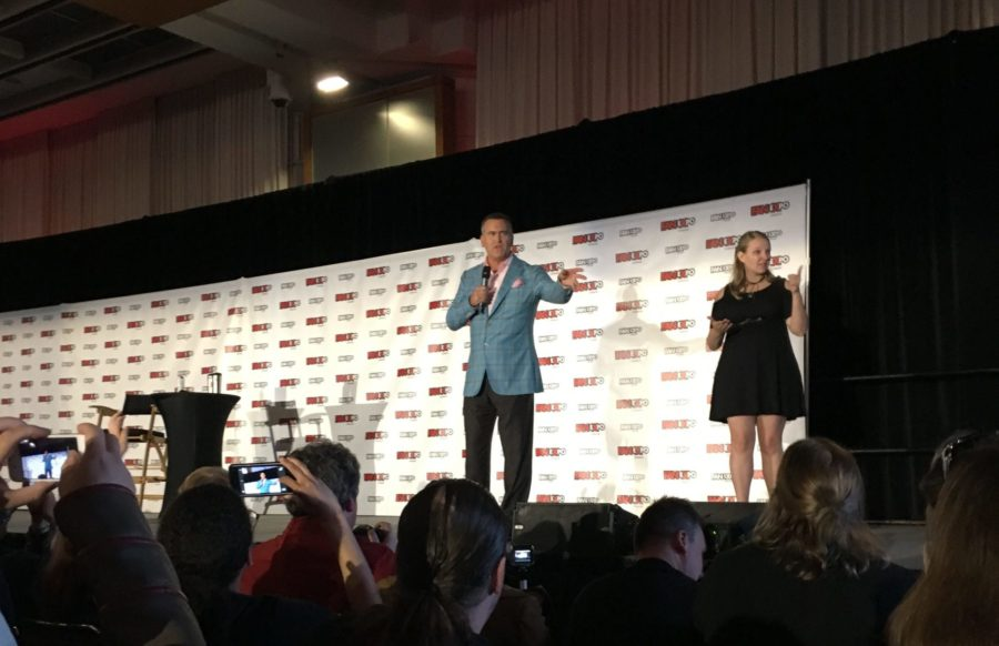 [EXCLUSIVE] Bruce Campbell Fan Expo Q&A – Hail to the King, Baby!