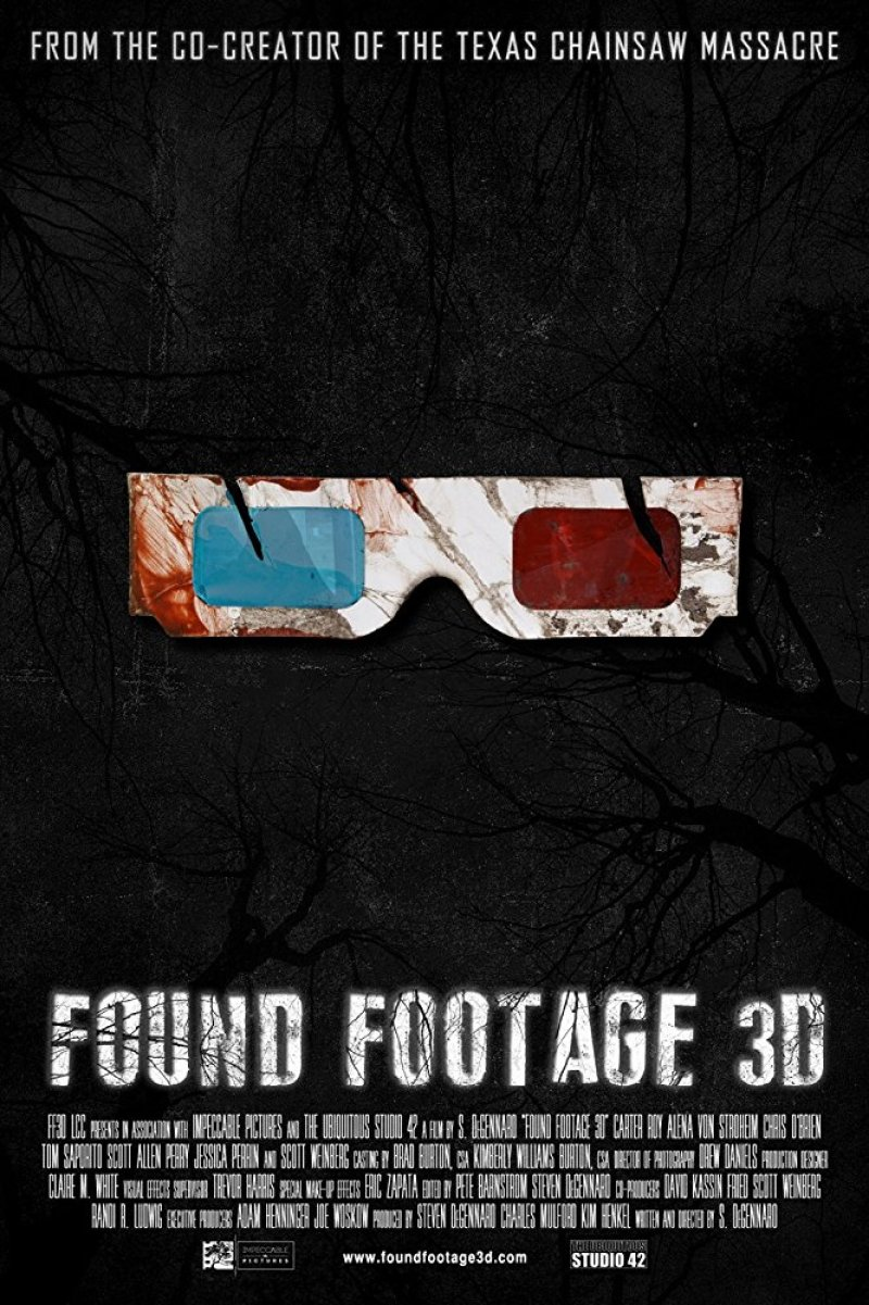 fount footage 3d