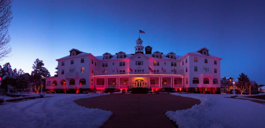 Come Play at Twin Terror Weekends This Halloween at the Infamous Stanley Hotel