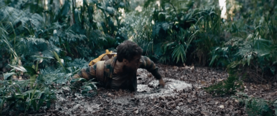 [TRAILER] Daniel Radcliffe Battles the Forces of Nature in 'Jungle' Trailer