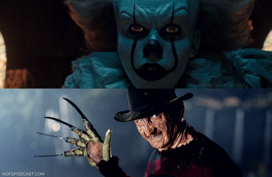 Freddy Krueger Almost Paid A Visit to Derry,Maine in IT MOVIE!