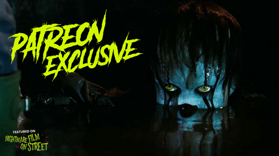 [Podcast] Patreon Exclusive Episode – IT MOVIE Revisited!