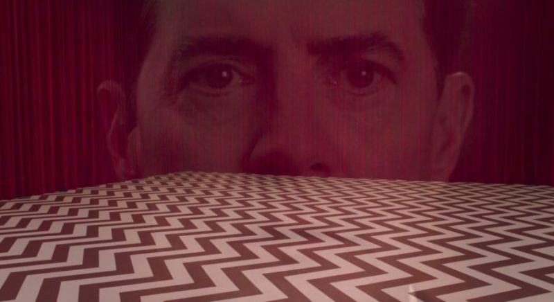 twin peaks the return season 3 red room curtains david lynch showtime kyle maclachlan