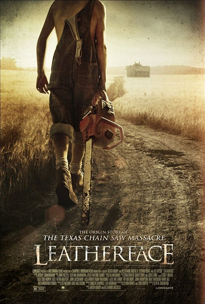 leatherface 2017 review