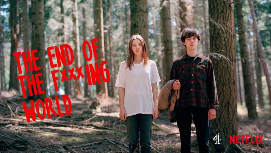 [Trailer] Experience a Road Trip from Hell with THE END OF THE F***ING WORLD