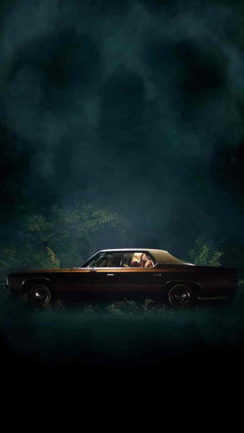 horror mobile background it follows