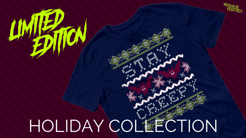 Deck the Halls with Spooky Sweaters: NOFS Limited Edition Holiday Merch Returns!