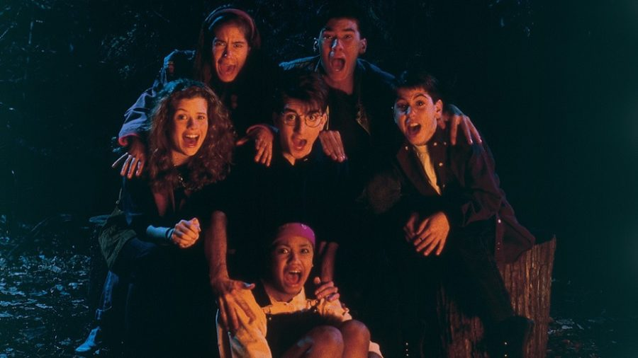 IT Writer Adapting ARE YOU AFRAID OF THE DARK for the Big Screen
