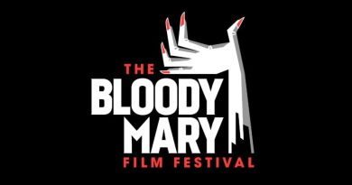 Bloody Mary Film Festival Logo