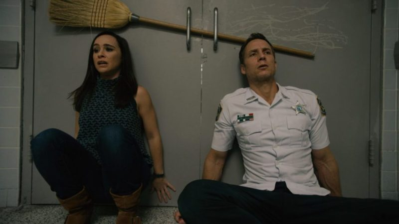 Danielle Harris and Jeff Denton Star in Inoperable
