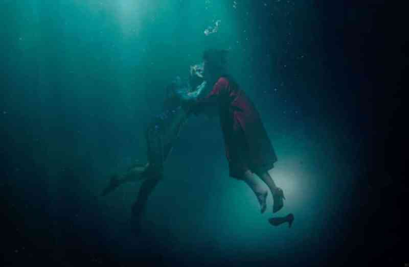 Golden Globes: The Shape of Water Leads with 7 Noms