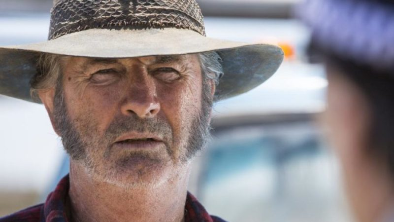 John Jarratt in Wolf Creek Season 1
