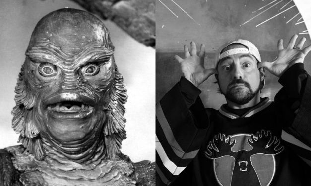 Kevin Smith Wants To Remake CREATURE FROM THE BLACK LAGOON