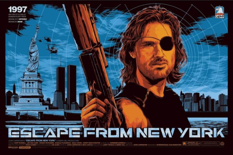 Escape from New Yor