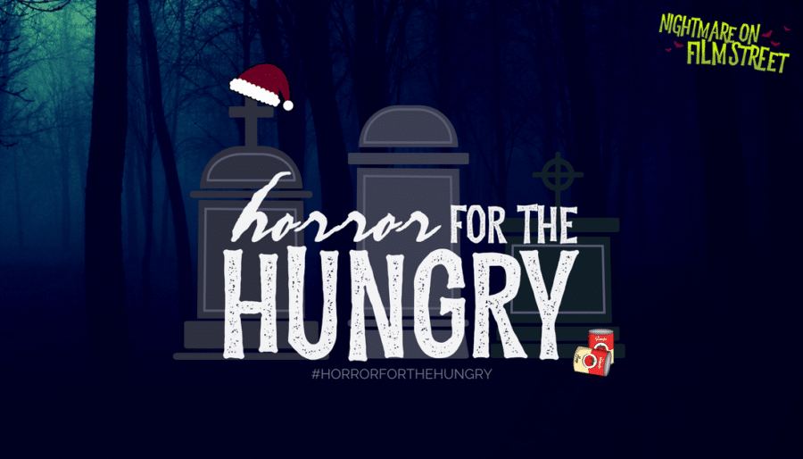 HORROR FOR THE HUNGRY: Worldwide Holiday Food Drive