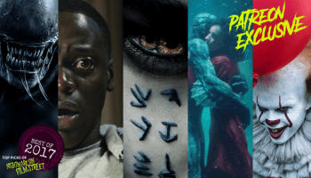 Podcast] Nightmare on Film Street's Top 10 Horror Films of 2017