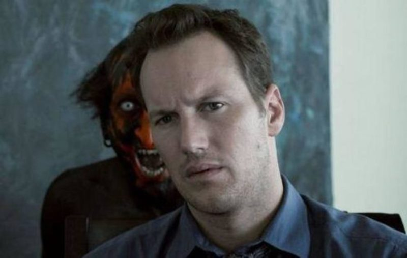 Insidious/Sinister Crossover-