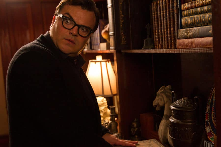 Jack Black is Back for GOOSEBUMPS 2